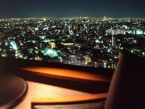 【夜景】客室からの美しく広がる夜景(イメージ)