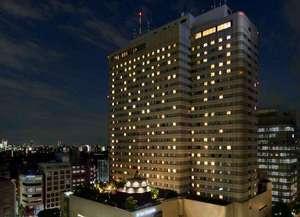地上25階建て東京城北地区唯一のグランドホテルです。