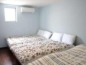 【201号室】5名までの宿泊可能♪スペースがたっぷり!