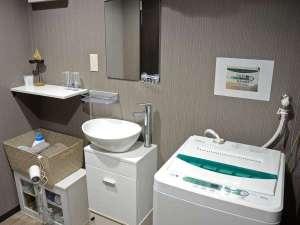 【202号室】バスルーム(※洗濯機有り)