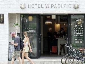 ホテルパシフィック金沢