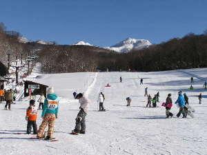 たんばらスキーパークゲレンデ