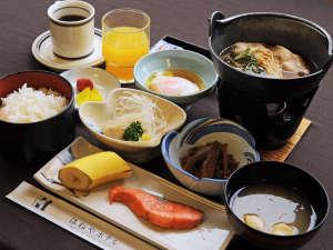 【朝食の一例<和朝食>】一日の始まりに人気に朝食を!