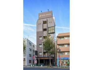 ホテルメルディア荻窪(旧クラブイン荻窪)