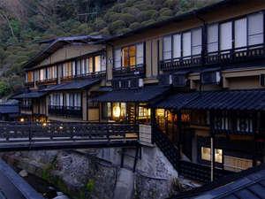 黒川温泉 山の宿 新明館:写真