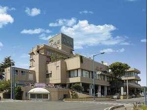 日立駅海岸口より徒歩4分 潮騒に包まれる歴史あるシティホテルです。