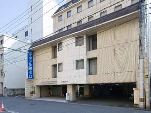 ビジネスホテル勝山 [ 愛媛県 松山市 ]