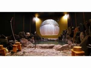 貸切温泉「月の湯」