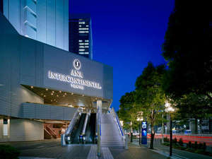 ANAインターコンチネンタルホテル東京 (旧 東京全日空ホテル)