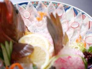 17'夏『極』 幻の高級魚【石茂魚(あこう)】夏にグぅ~んット脂ののった旨味を楽しめます。