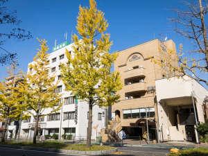 ビジネスホテルサンガーデン松山