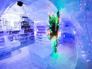 【冬期限定・アイスバー】非日常への入り口にようこそ♪今年は12/22 OPEN♪