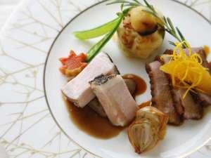■ノンノ■北海道の食材を活かした創作フレンチディナー