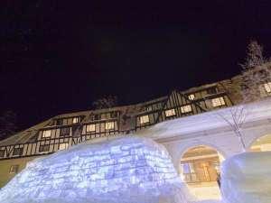 ■冬■「日本で最も美しい雪が降る」といわれる大雪山系で楽しむ冬ごもり