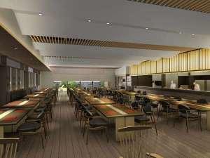 平成30年4月、新レストラン「天の厨 花と星」がオープンしました!