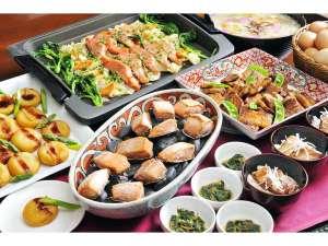 北海道郷土料理※季節により内容が異なります。