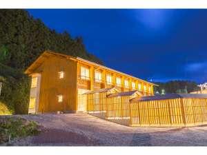 南三陸町産の杉材をふんだんに使用した、いりやどアネックスが昨年8月に新たにオープンしました