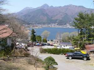 河口湖レイクサイドコテージ:写真