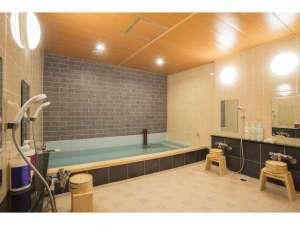 大浴場(男性のみ)+サウナもございます。