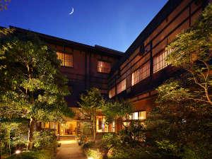 【守田屋へようこそ!】リピーターが足繁く通う露天風呂付客室9室のおこもり宿です。