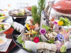 その日の夕方に水揚げされた100%淡路島産のお魚のみを使用した「魚じまん」!