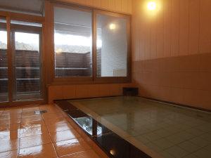 ◆【貸切風呂】天然温泉100%源泉かけ流しの本物の温泉をお楽しみ頂けます。