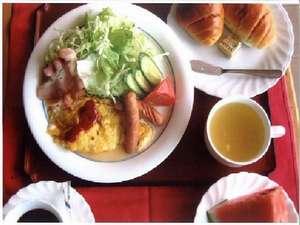 朝食イメージ写真です(洋食)