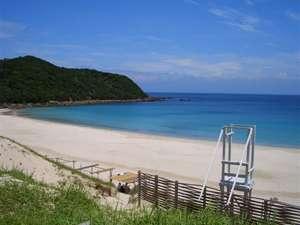 浦田海水浴場(車で約20分)