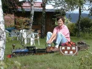 ミニSL庭園鉄道