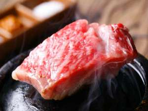 地元の名産 常陸牛(A5等級) を使った夕食プラン