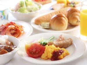 一日のスタートはおいしい朝食から