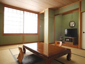 お部屋の一例。 10畳タイプです。