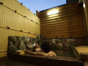 露天風呂は、AM0~6時以外は、お好きな時間にどうぞ。