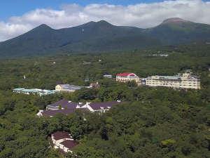 ホテルサンバレー那須は広大な敷地に9つの宿泊施設が佇む高原リゾート♪