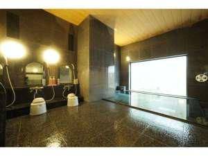 大浴場「旅人の湯」広いお風呂でゆっくり足を伸ばしてくださいませ♪