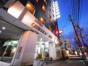 ホテルセントラルイン 夕食&朝食が無料サービス!の画像