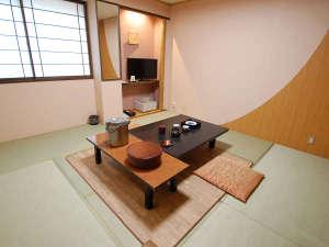 安らげる雰囲気の和室♪トイレ付きで便利です。一例