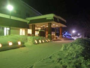 休暇村支笏湖の画像