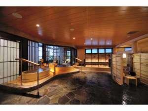 天然温泉大浴場【剣の湯】