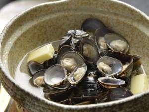 【東郷湖しじみ】旨味成分のコハク酸が豊富!疲れを和らげる優しい味です!