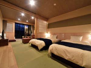 【2号館】和風モダンであたたかみを感じるお部屋です♪
