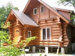 コテージ蒜山の森~コンセプトログハウスでリラックス!の画像