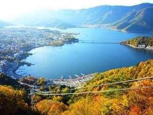 ≪天上山公園≫カチカチ山ロープウェイは、太宰治の名作「かちかち山」の舞台です。