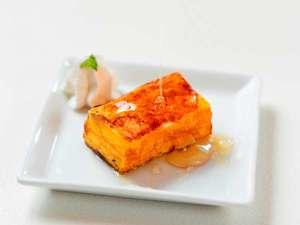・【朝食・オーダーメニュー】感動の絶品フレンチトースト♪