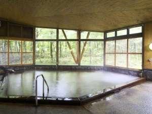 「湯浴み処 不忘の湯」源泉掛け流しの温泉