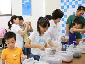 食育体験プログラム②一例 ※写真はイメージ