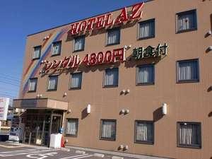 HOTEL AZ 愛知蒲郡(旧 亀の井イン 愛知蒲郡)