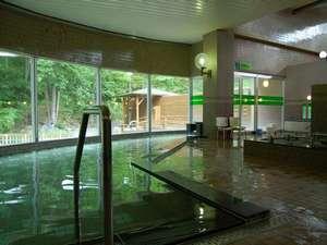 夏の大浴場1