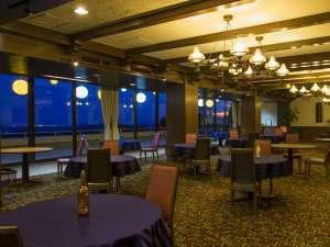 レストラン/夜空を横目にロマンティックなひとときを♪