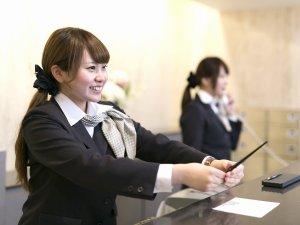 いらっしゃいませ! ようこそ!名古屋ガーランドホテルへ♪